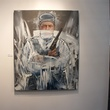 9 Texas Contemporary Art Fair preview October 2013 Titus Kaphar The Fight for Remembrance I