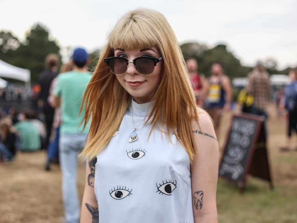 Sound on Sound Fest 2016 Street Style Sophia Arsons