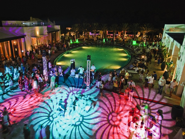 Digital Graffiti Festival at Alys Beach