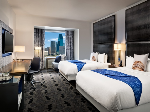 w dallas victory, spectacular room double queen, renovation
