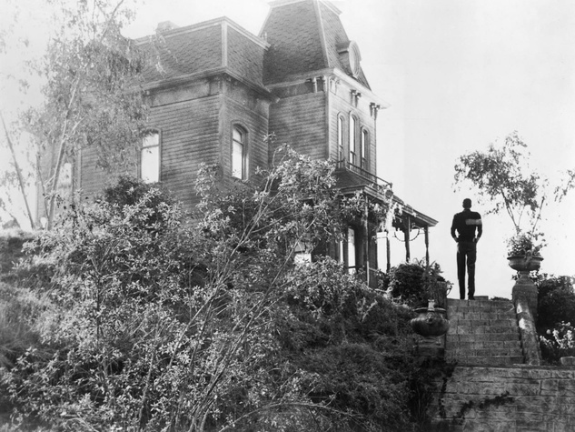 News_Psycho_Anthony Perkins_house