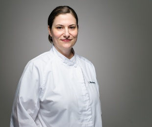 Dallas pastry chef Laurel Wimberg