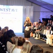 Rebecca Spera at West Ave Fashion on the Avenue March 2014