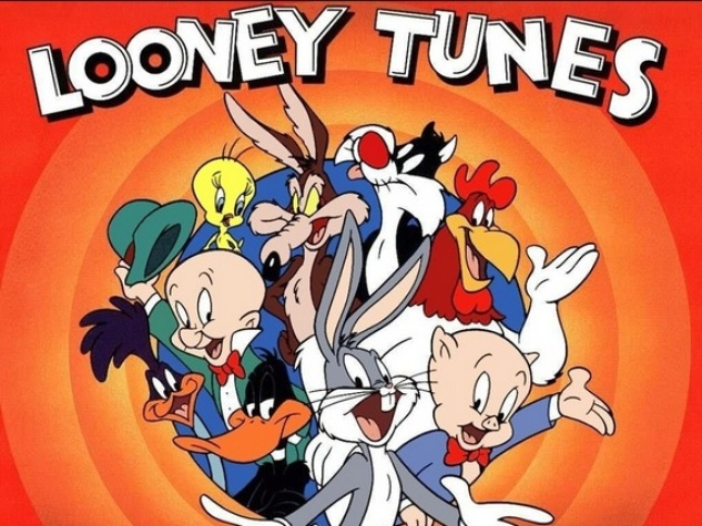 Looney Tunes at the Paramount