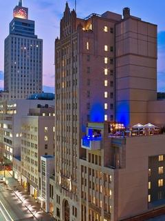 The Joule hotel in Dallas