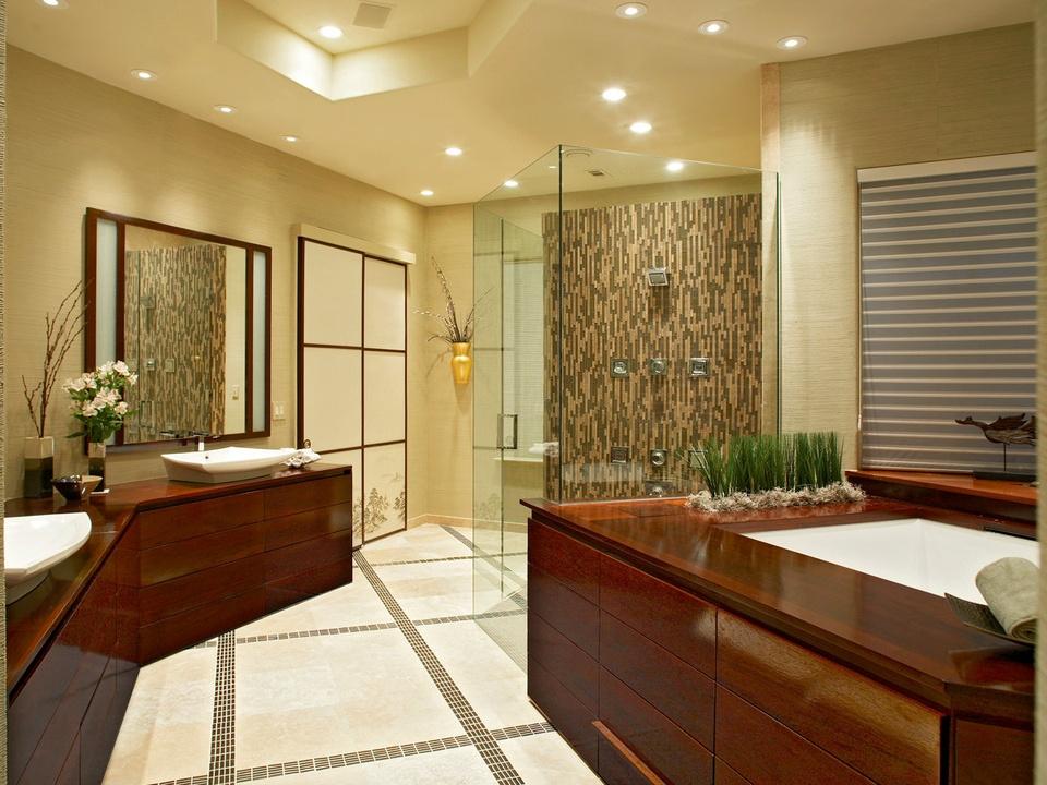 Porch Master Bathroom In Dallas