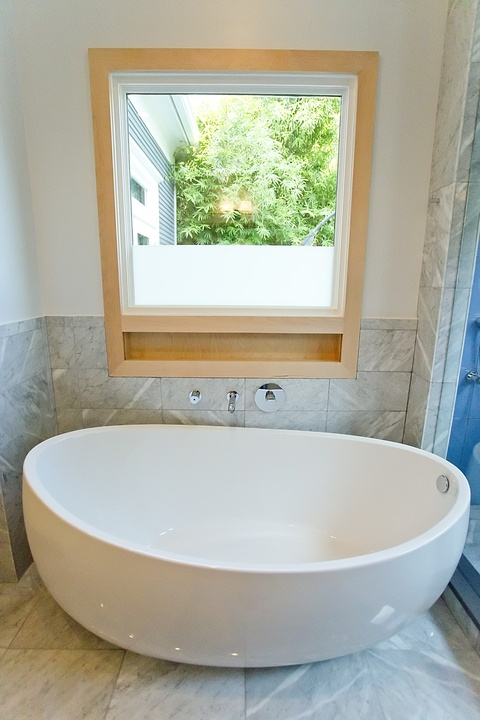 Houston homes with gorgeous bathtubs that you can for Bathroom designs houston