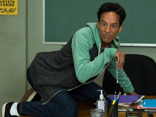 Abed from NBC's Community