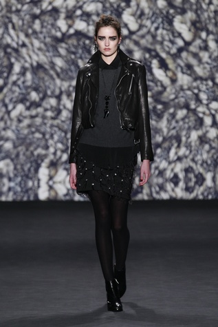 Nicole Miller look 28 fall 2014 collection