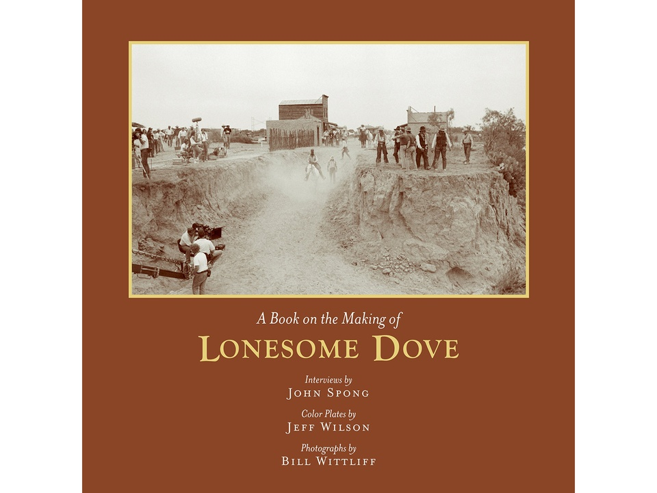 Rodeo Quick Picks March 2013 Lonesome Dove coffee table book