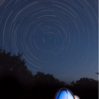 Dark sky dripping springs stargazing