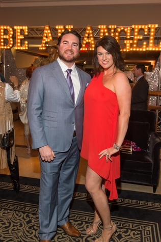 Be An Angel gala 5/16. Ryan Proler, Misty Proler