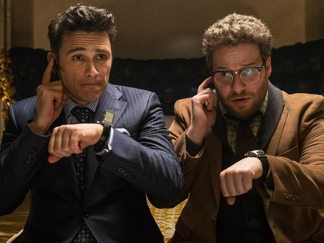 The Interview_James Franco_Seth Rogen_Sony_2014