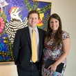 - Andrea and Heath Cheek, An Affair of the Art 2014 co-chairmen, affair of the art kickoff