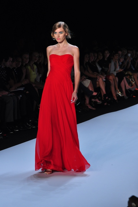 Badgley Mischka gown spring 2014 collection
