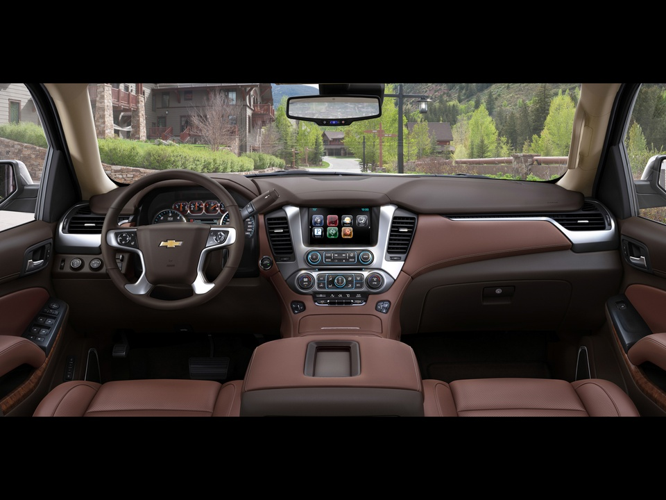 Gmc Dealer Houston >> First look: GM unveils bold new Tahoe, Suburban, Yukon and ...