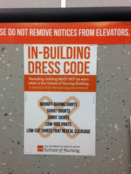 UT Nursing School Dress Code