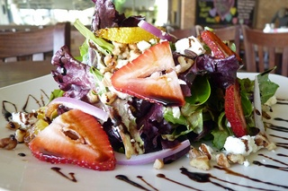 Farmers Market Salad at The Union Kitchen