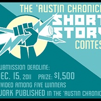 Austin Photo Set: News_Garland Grey_short story contest_Nov 2011_logo