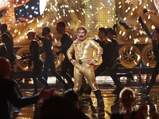 Juan Carlos on America's Got Talent