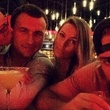 Johnny Manziel and Colleen Crowley posted on his Instagram account July 2014