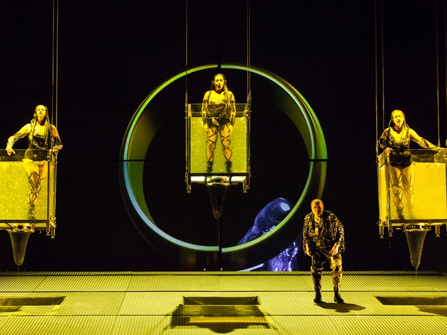 Houston Grand Opera Das Rheingold April 2014 Photographer Lynn Lane