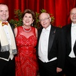 6 Perryn Leech, from left, Robin Angly, Miles Smith and Patrick Summers Houston Grand Opera Ball April 2015