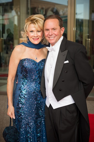 2363 Lisa and Jerry Simon at the Houston Symphony Centennial Ball May 2014