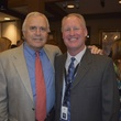 13 Steve Stevens, left, and Dan Cheney at the Houston Livestock Show and Rodeo Trailblazer honoree reception October 2014
