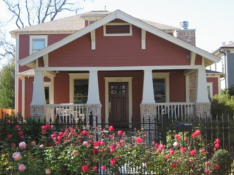 Houston Heights Home Tour Spring