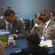 Arian Foster and Terry Crews in Draft Day