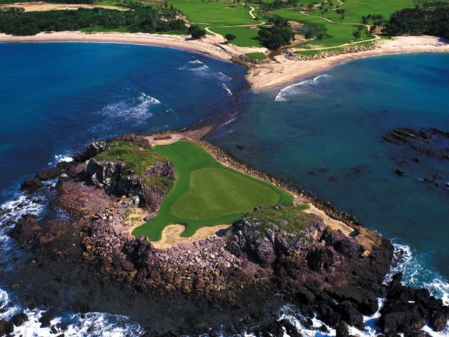 Four Seasons Resort Punta Mita Tail of the Whale Golf Course