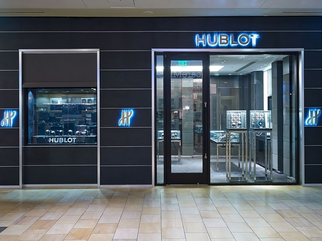 Hublot Houston store November 2013