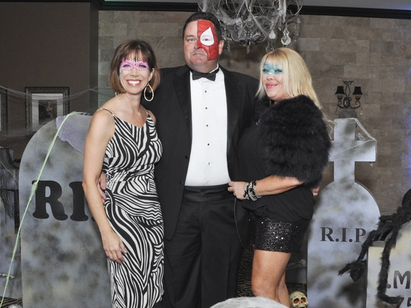 003, Arthritis Foundation Bone Bash, October 2012, Roseann Rogers, Brent Milam, Lara Bell
