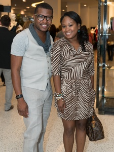 001_Fashion's Night Out, September 2012, Jay McClain, Cassandra Gerling-Perez