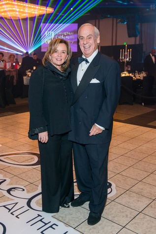 28 Debbie and John Daugherty at the Houston Children's Charity Gala November 2014