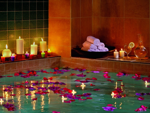 Healing Waters At Ritz Carlton Dallas Spa