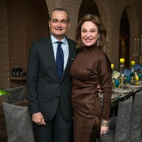 News, shelby, French Ambassador dinner, April 2015