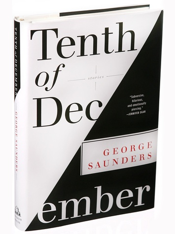 George Saunders Tenth of December book cover January 2014