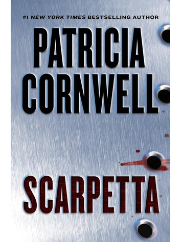Patricia Cornwell food book called Scarpetta