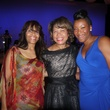 News, Shelby, Ensemble Theatre gala, August 2014Janette Cosley, Merele Yarborough, Kayla Lee