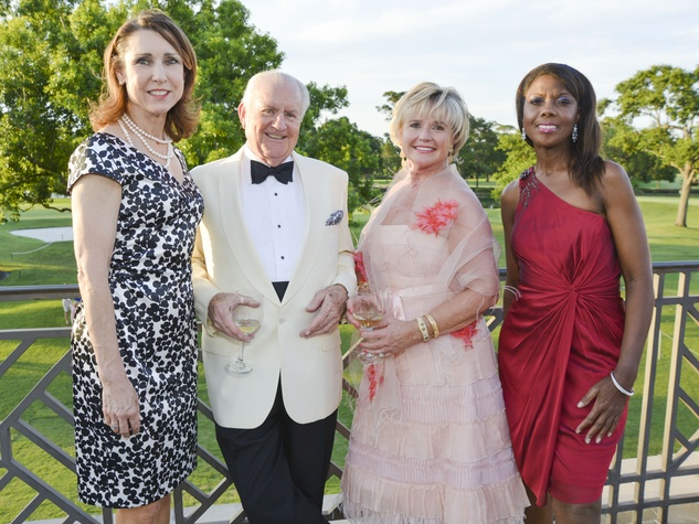 22 Leukemia & Lymphoma Society Houston Man & Woman of the Year June 2013 Mary Maxey, Tom Parris, Billie Sue Parris, Veda Burns