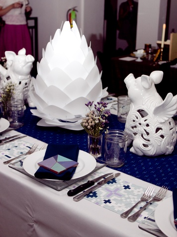 DIFFA's Urban Picnic by Design at Trinity Hall Kelly LaPlante Kelly Truesdale