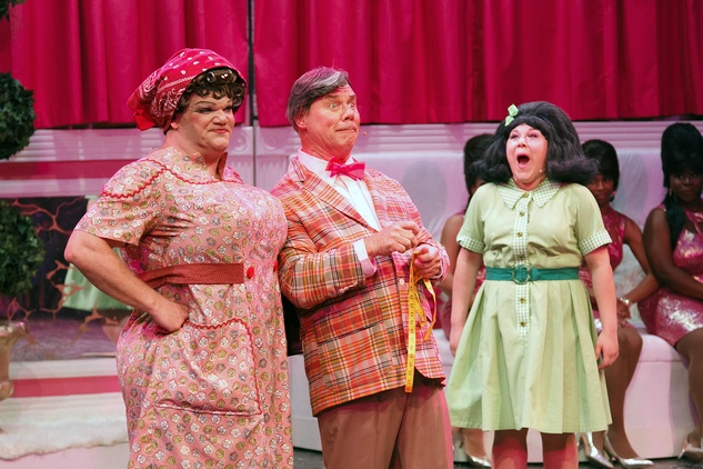 Austin photo: News_Zach Theatre Hairspray_Review_Edna