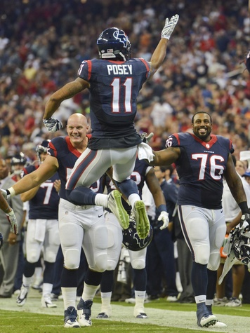 DeVier Posey Texans Falcons TD