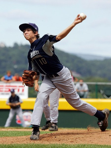 News_Pearland Little League_player_Little League World Series