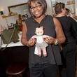 Shalanda Turner at the Julie Rhodes Fashion & Home Houston opening party October 2013