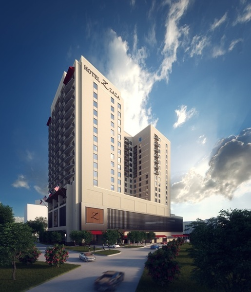Slideshow hotel zaza makes move to expand its quirky for Hotel luxury houston