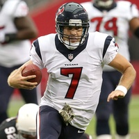 Case Keenum Cardinals run