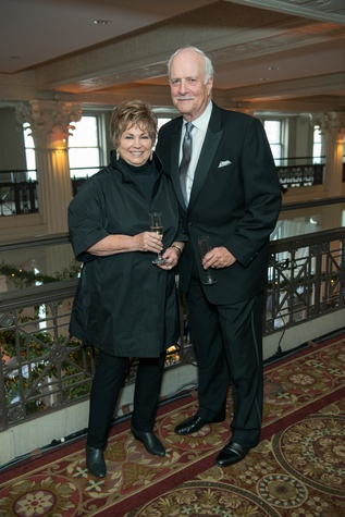67 Charlotte and Randolph Wands at the Houston Symphony Wolfgang Puck wine dinner March 2015